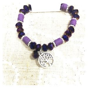 Jewelry - Free with any purchase* Tree of life bracelet